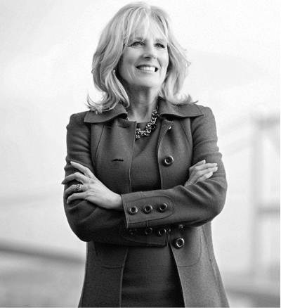 Jill Biden, Ed.D., Co-Chair