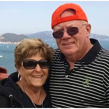 Donna & Bud Cowan
