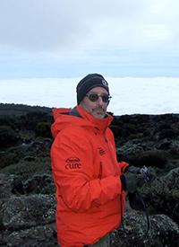 Stan Wagner on Kilimanjaro